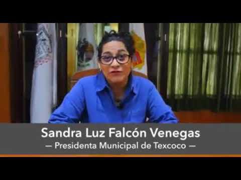 Mensaje de la Presidente Municipal de Texcoco ante la contingencia sanitaria
