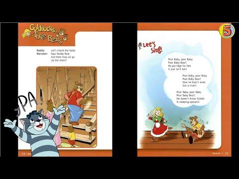 Spotlight 4. Student Book. Pages 114-115. Goldilocks. Английский язык. 4 класс.