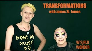 James St. James and Meth: Transformations