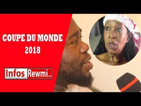 KI NAK MO GUEUNA GRAW SELBE NDOM (Coupe du monde 2018, il promet la coupe au Sénégal)