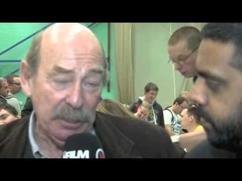DENIS LILL (ALAN PARRY) INTERVIEW FOR iFILM LONDON / OFAH COVNENTION 2012