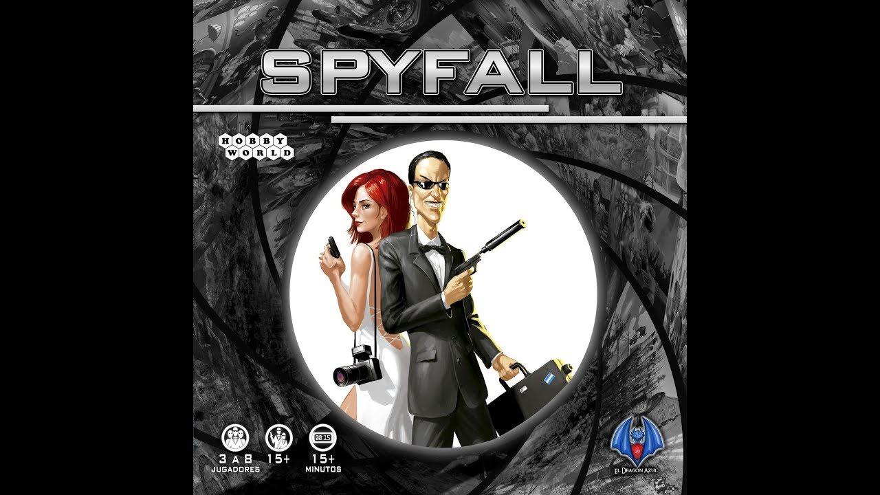 Resultado de imagen para Spyfall (El Dragón Azul)