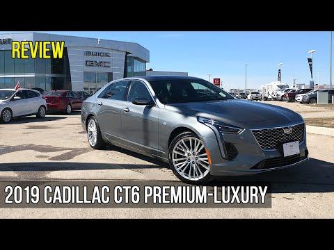 Review: 2019 Cadillac CT6 Premium-Luxury AWD 3.6L w/ Super-Cruise