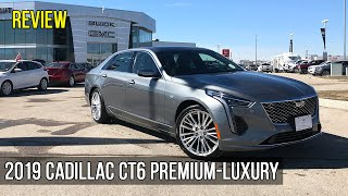 Review: 2019 Cadillac CT6 Premium-Luxury AWD 3.6L w/ Super-Cruise