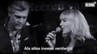 Joost Marsman & Leonie Meijer - Wacht tot ik bij je ben - TEKST - ondertiteld
