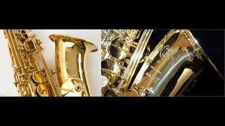 Yamaha Custom 82Z vs Selmer Serie III alto saxophone