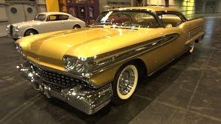 """1958 Oldsmobile Super 88 Custom """"The Egyptian"""" John D"""