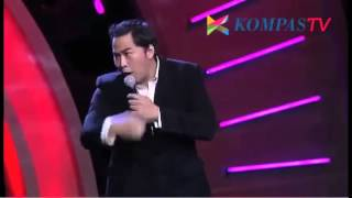 Video Stand Up Comedy Indonesia Season 1 Grand Final Kompas TV download MP3, 3GP, MP4, WEBM, AVI, FLV September 2018