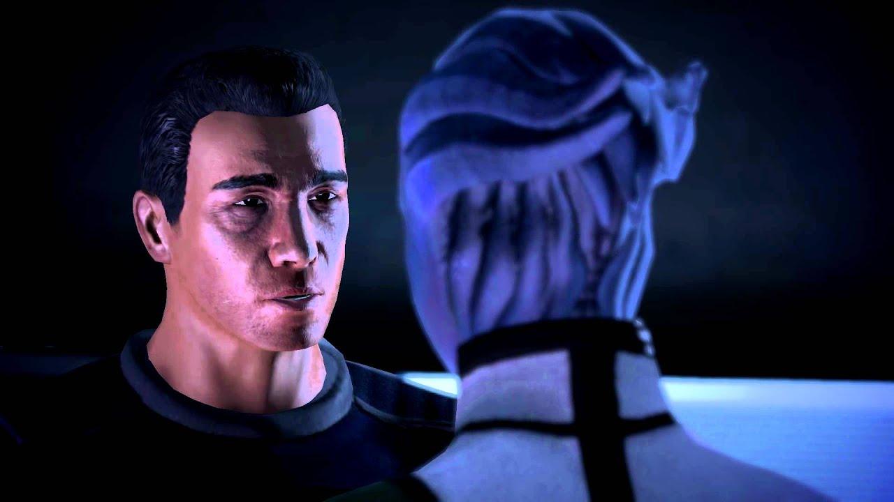 Liara Tsoni Joined Sex Scene Mass Effect 1 Full Hd