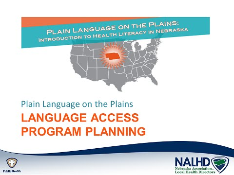 The Nuts and Bolts of Language Access Program Planning