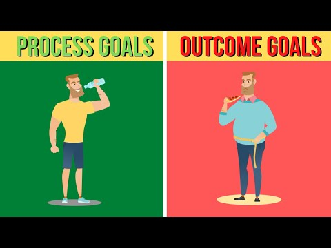 Process Goals VS Outcome Goals: How to Set Goals You Can Actually Achieve