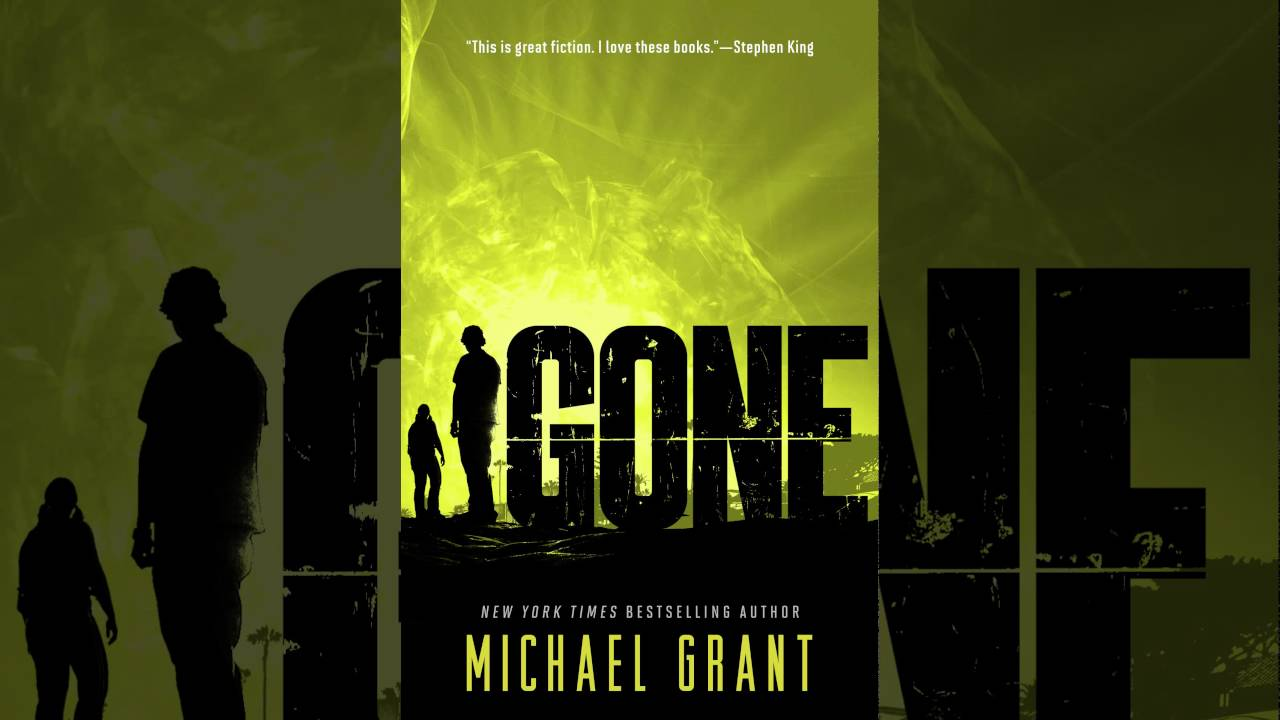 Michael Grant Gone Gone Series Book 1 YouTube