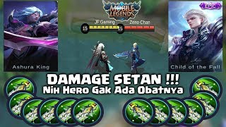 MARTIS vs ALUCARD || FULL BLADE OF DESPAIR || MOBILE LEGENDS