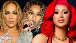 Cardi B accused of buying her grammy | J LO copies Beyonce? | AMAs 2020 review