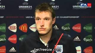 MUST SEE Ukraine 0 0 England   U21 European Championship Post Match reaction