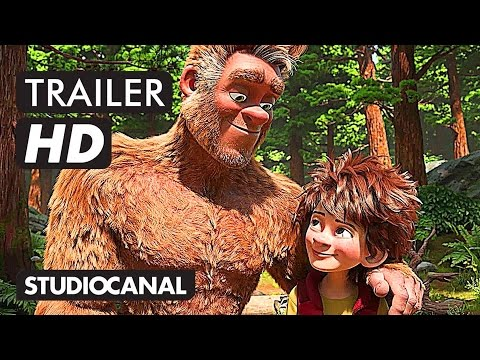 BIGFOOT JUNIOR Trailer Deutsch | Jetzt im Kino!