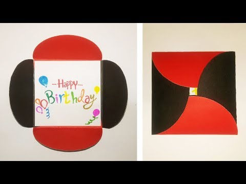 how-to-make-happy-birthday-cards-|-birthday-card-ideas-|-card-making-ideas
