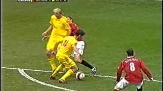 Manchester United V Liverpool 06/07