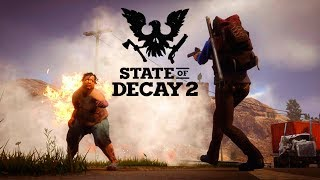 ЭТО ЖЕ ШИКАРНЫЙ УГАР! - ШИМОРО В State of Decay 2