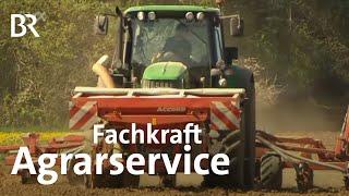 Fachkraft Agrarservice - Beruf - Ausbildung