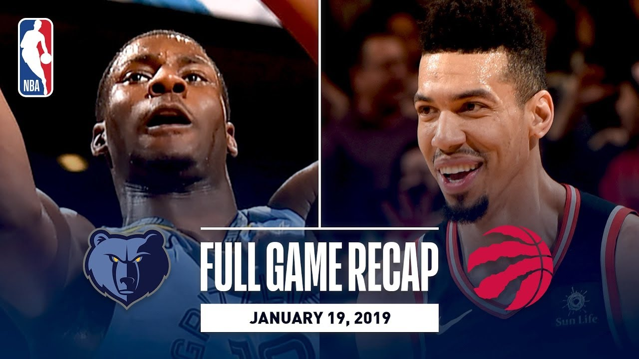 Full Game Recap: Grizzlies vs Raptors | TOR Records Franchise-Record 19 Steals