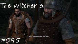 """Das Wasserloch des Todes!"" - The Witcher 3: Wild Hunt #095 - [Let"