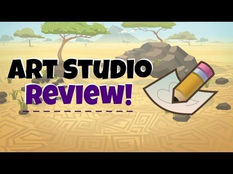 AJ Art Studio Review!