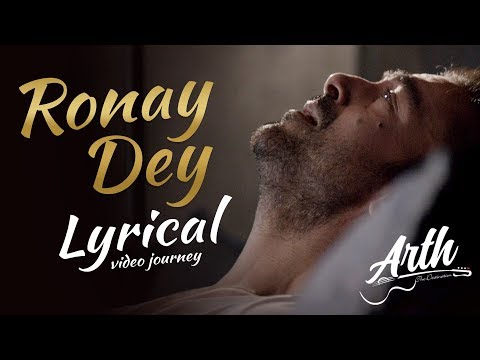 Ronay Dey Sing Along Full Song | Arth The Destination | Shaan Shahid, Humaima Malik