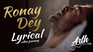 Ronay Dey Sing Along Full Song | Arth The Destination | Shaan Shahid, Humaima Malik