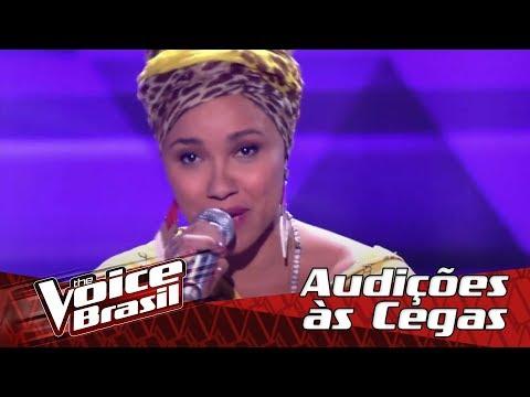 Val Andrade canta 'Como Faz Com Ela' na Audição – 'The Voice Brasil' | 6ª Temporada
