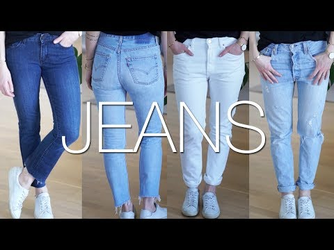 My jeans fit guide & how to shop sustainable denim. http://bit.ly/2zwnQ1x
