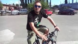 Электровелосипед, вызывающий неподдельный восторг...(Данная модель - http://velomoda.com.ua/catalog/electro/velosiped-haibike-sduro-hardseven-sl-27-5-400wh-rama-50sm-2016.html - один из немногих ..., 2016-08-17T10:16:08.000Z)