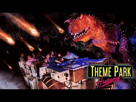 The Theme Park History of Countdown to Extinction/Dinosaur (Disney's Animal Kingdom)