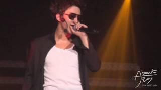 [FANCAM] 2PM Encore Concert - Junho solo - Nice & Slow