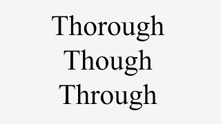 English Pronunciation - quotThe Chaosquot by Dr Gerard Nolst Trenit