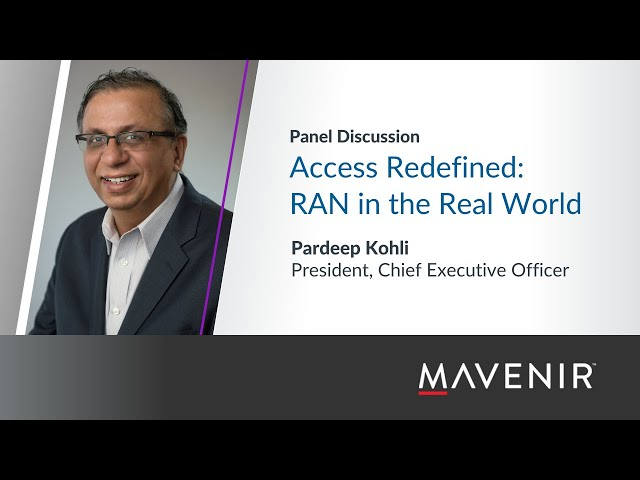 Access Redefined: RAN in the Real World – Panel Discussion at TIP SUMMIT '19