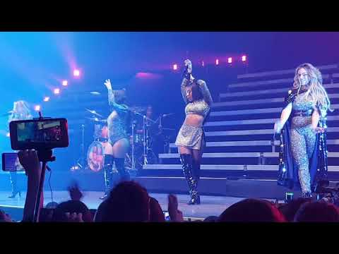 Fifth Harmony - Work from home (PSA TOUR CHILE)