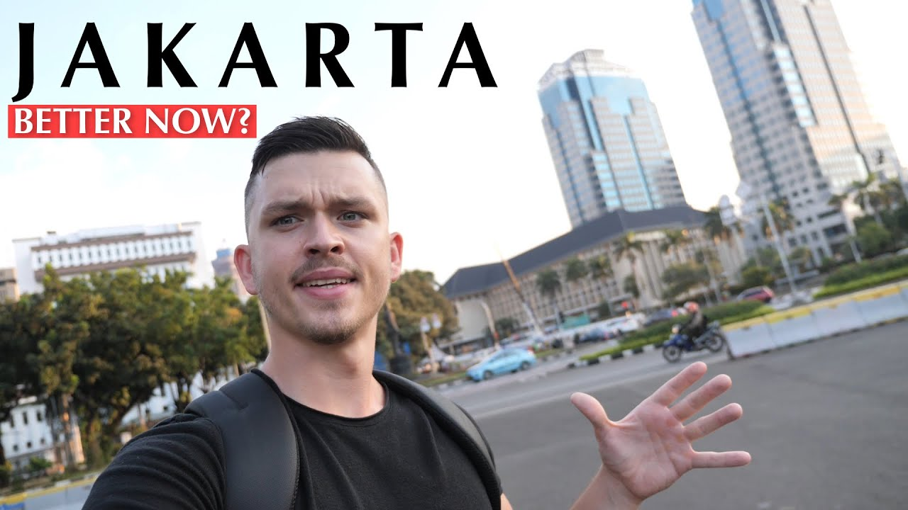 Download First Impression of Jakarta...How is Indonesia RIGHT NOW? (Getting the Shot)