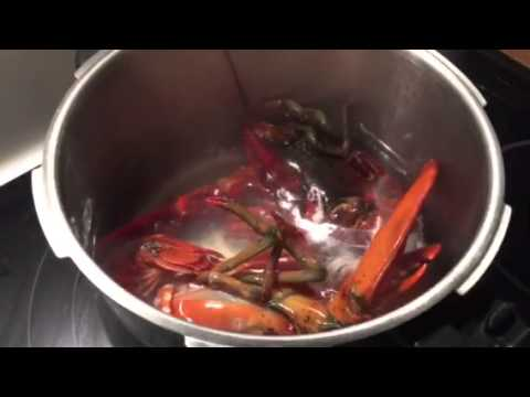 Como Cocinar Un Bogavante Vivo | Tiempo De Coccion Del Bogavante Youtube