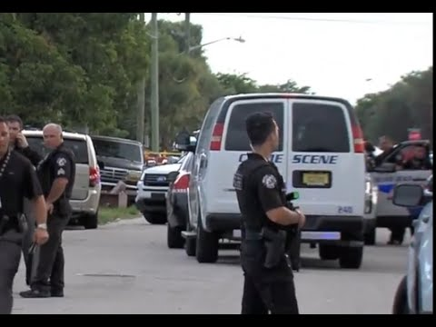 Police: 1 dead, 1 wounded  in Delray Beach shooting