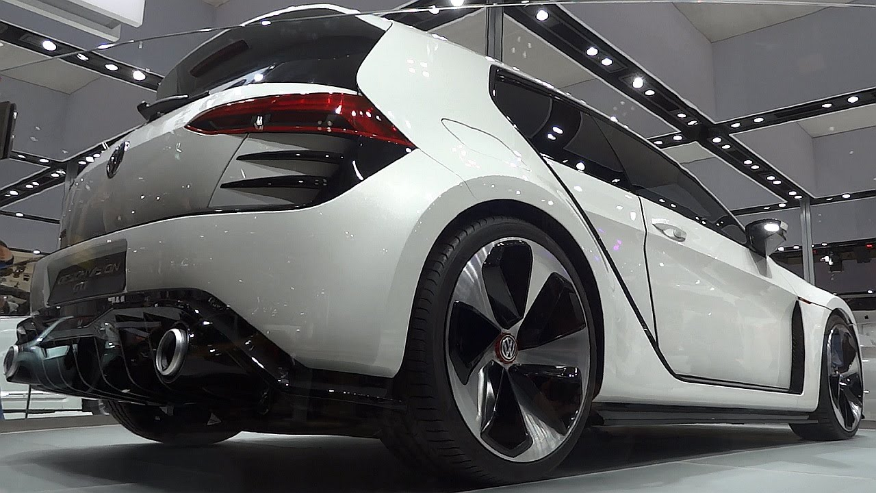 Honda Civic Type R 2015 >> VW Golf 7 GTI V6 BITURBO Tuning - YouTube