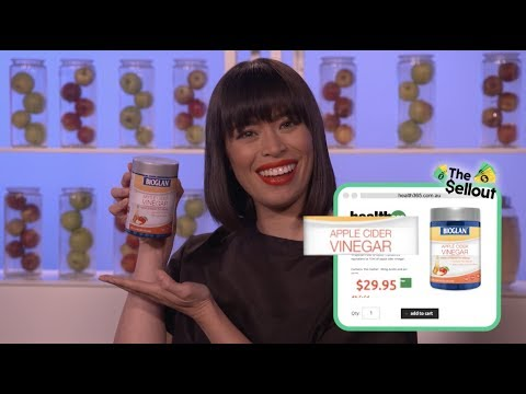 The Sellout: Apple Cider Vinegar