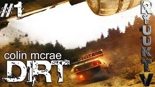 Zagrajmy w Colin McRae: DiRT #1 - Trudne początki rajdowca