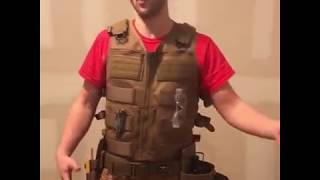 Saratoga Tool Vest Overview from Brandon Shields