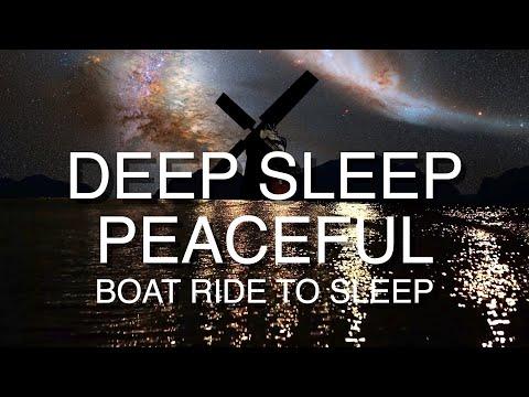 Deep Sleep Meditation - The Boat Ride To Sleep