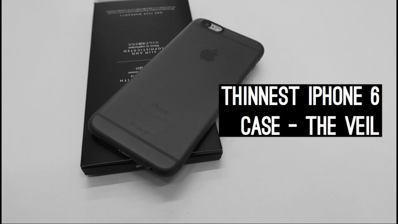 Thinnest Iphone  Case