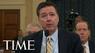 FBI Director Says There's 'No Evidence' Obama Wiretapped President Trump | TIME