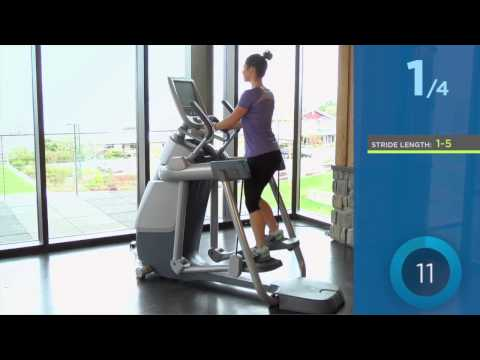 Precor AMT® Workout