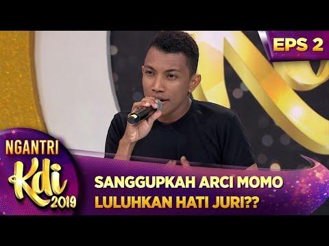 Sanggupkah Arci Momo Luluhkan Hati Iis Dahlia & Ayu Ting Ting? - Ngantri KDI 2019 (16/7)