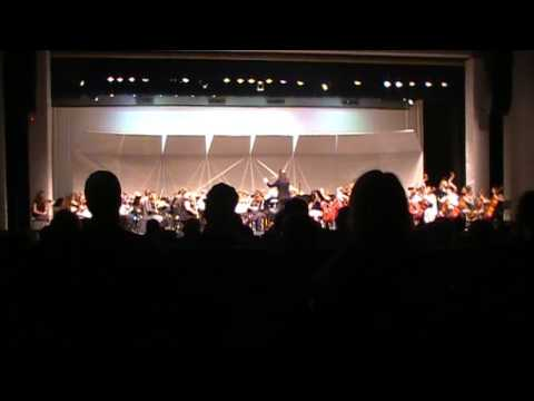 Weber School District Honor Orchestra, Junior High - Prelude & Rondeau